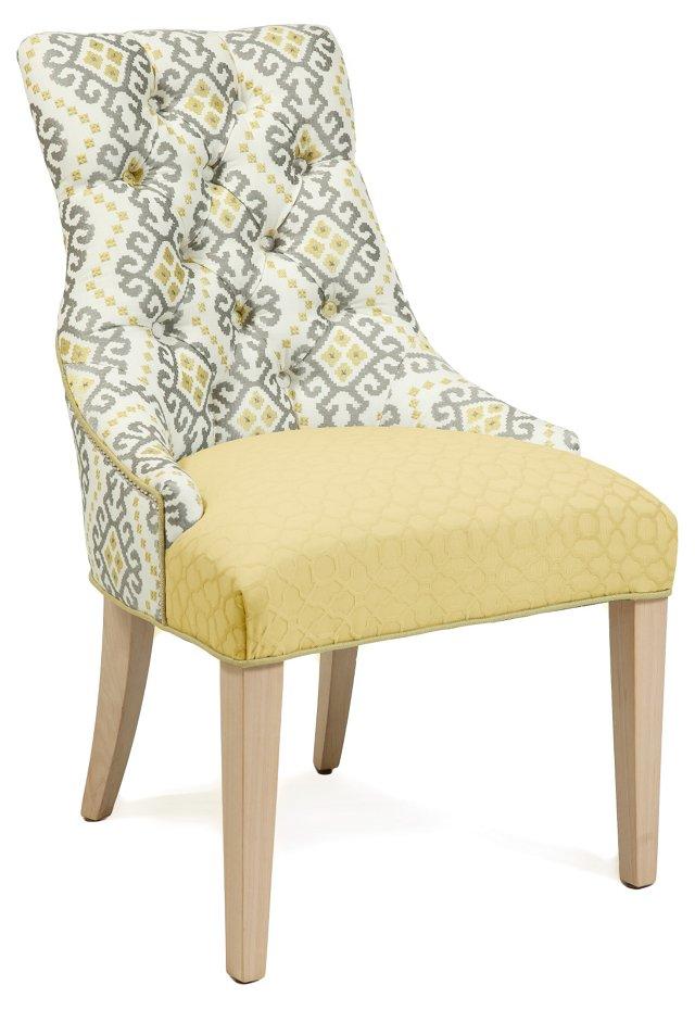 Rebecca Chair, Yellow