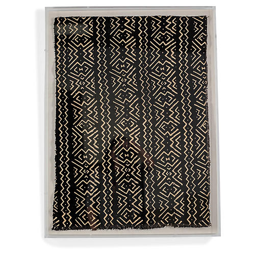 Black Mud Cloth