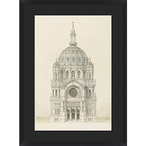 Parisian Catherdral
