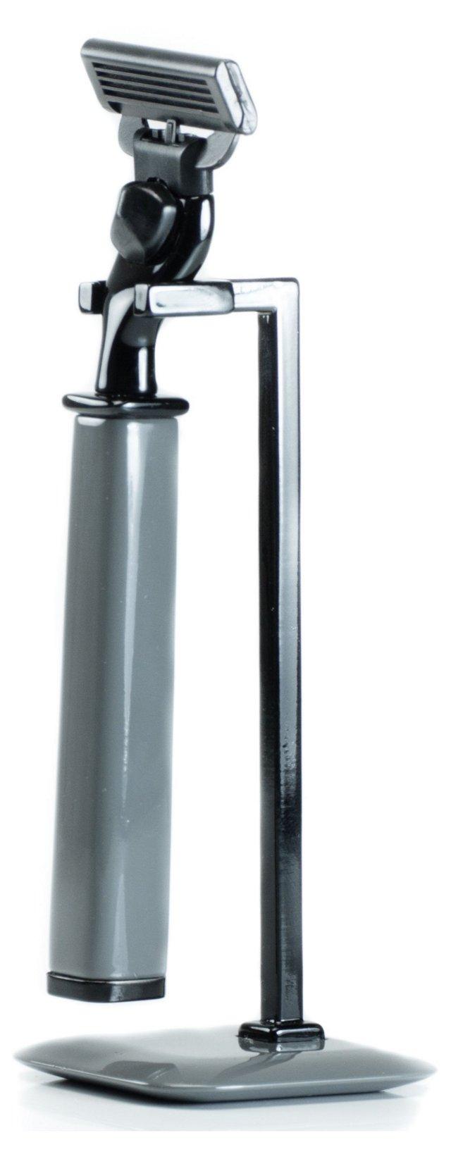 Axwell Shaving Set, Gray