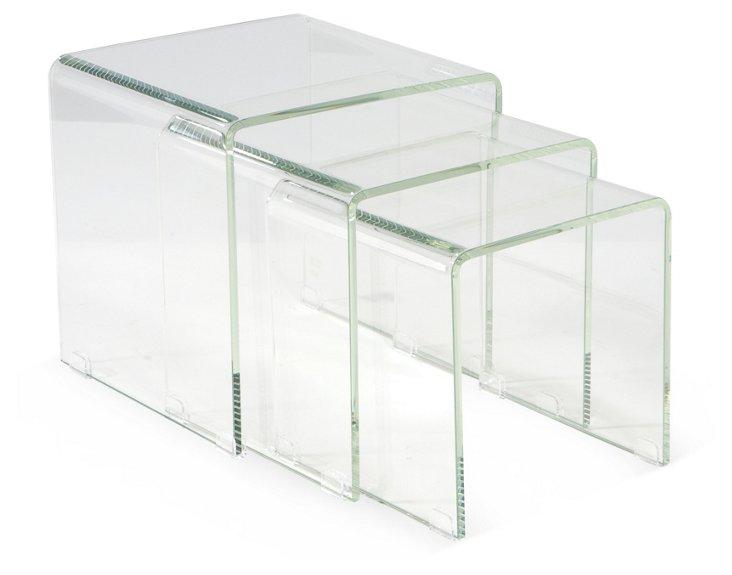 DNU, D-Katie Nesting Tables, Set