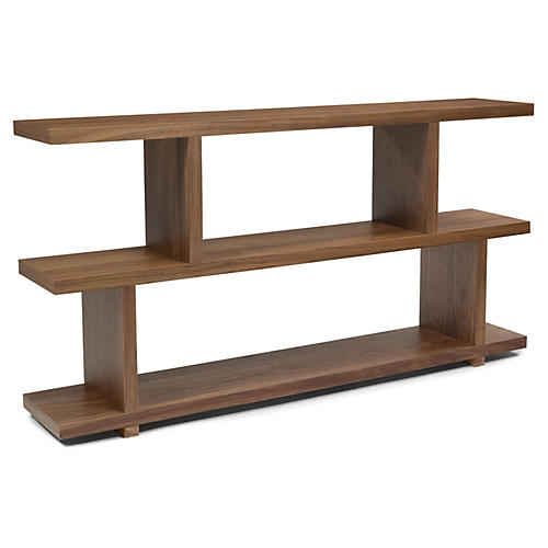 Carter Shelf Small, Walnut