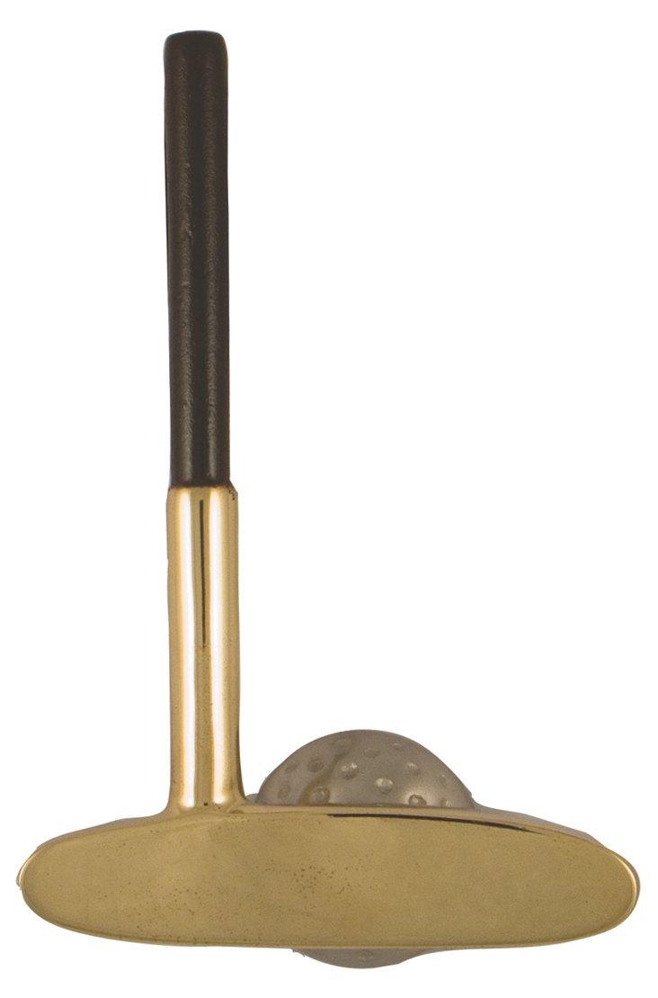 Golf Putter Door Knocker