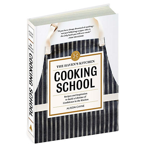 The Haven Kitchen's Cooking School Book