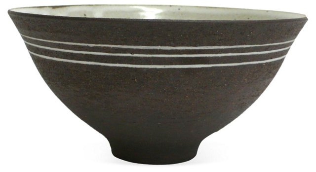 Porcelain Inlay Accent Bowl