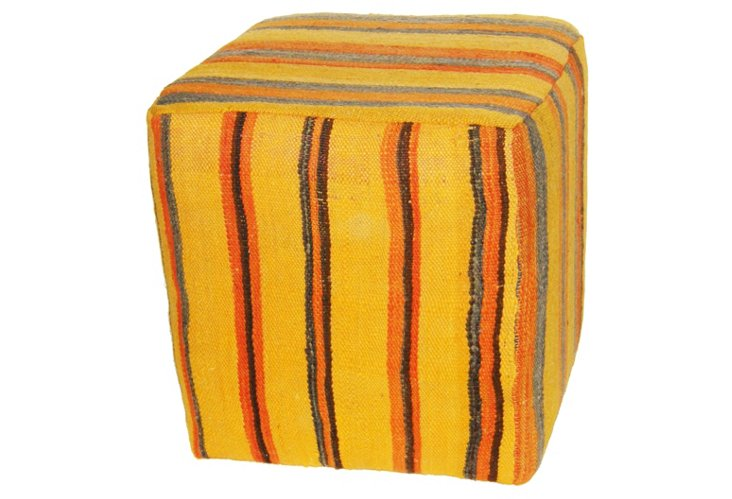 Kilim Cube IX