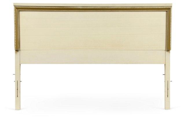 Regency-Style Headboard, Queen