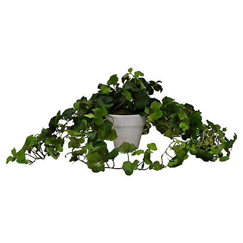 "32"" Ivy in Pot, Faux"