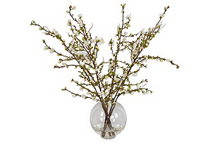"31"" Cherry Blossom Arrangement, Faux*"
