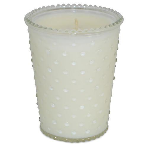 Hobnail Candle, Lavender