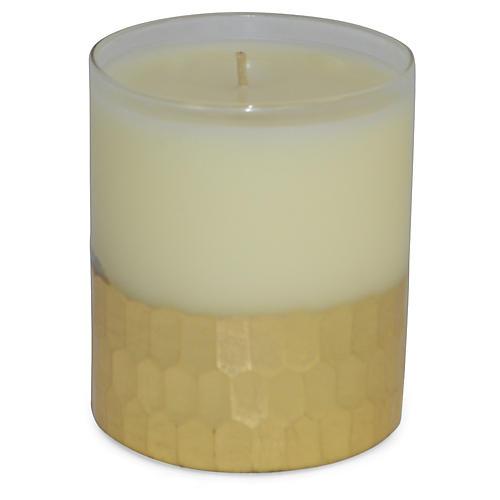 Comb Candle, Orange Blossom