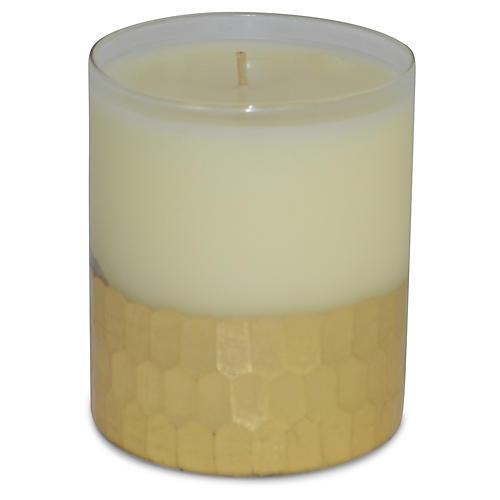 Comb Candle, Lavender