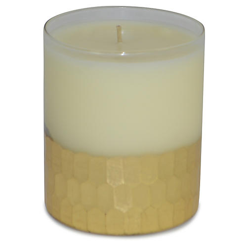 Comb Candle, Hydrangea