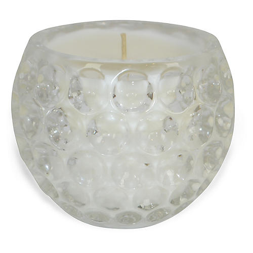 Honeycomb Candle, Lavender