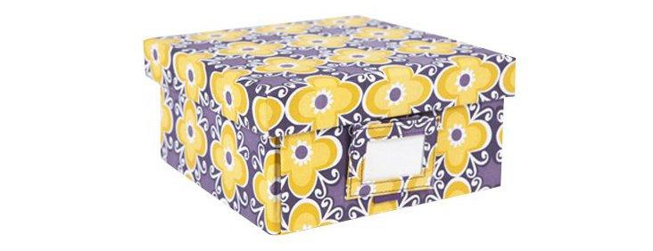 Large Flora Box, Night