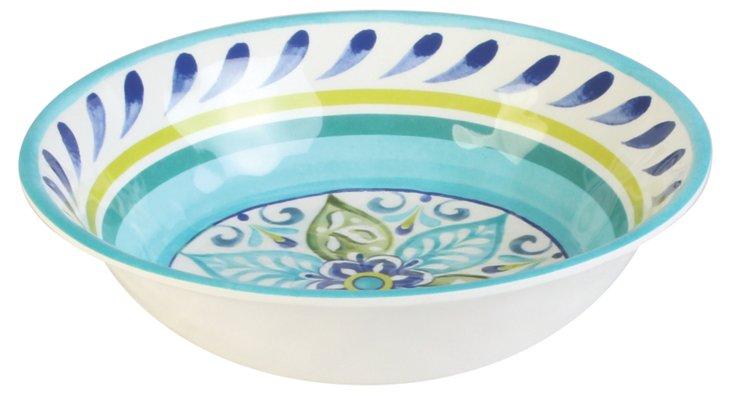 S/4 Melamine Oceanside Bowls