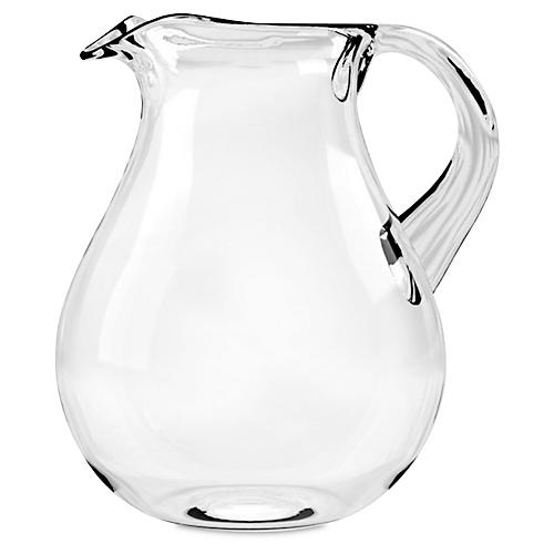 Cordoba Melamine Pitcher, Clear
