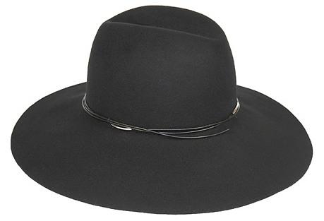 Taylor Hat, Black