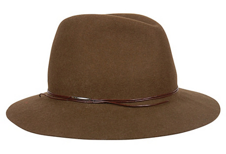 Avery Hat, Brown