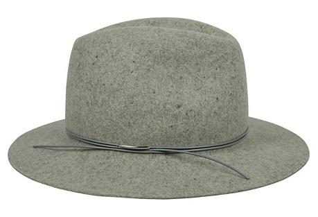 Avery Hat, Heather Gray
