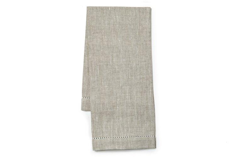 S/2 Atlas Guest Towels, Natural