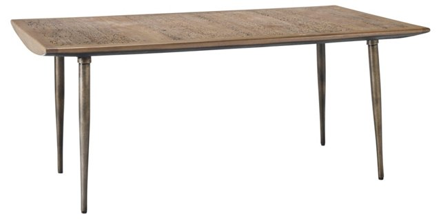 Caroline Coffee Table, Natural