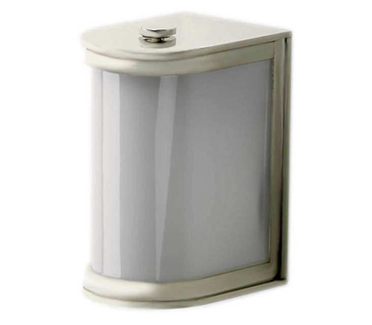 Wall-Mounted Sconce, Nickel