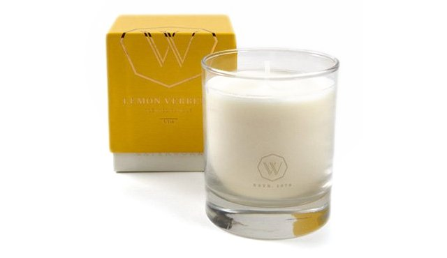 Lemon Verbena Container Candle