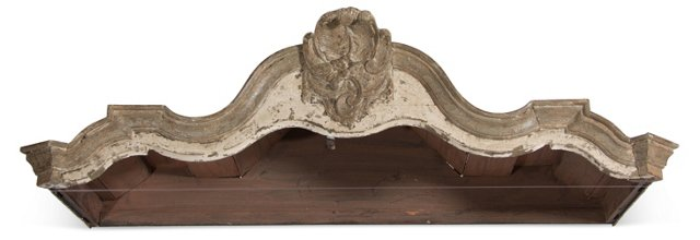 Coronet for Queen Bed