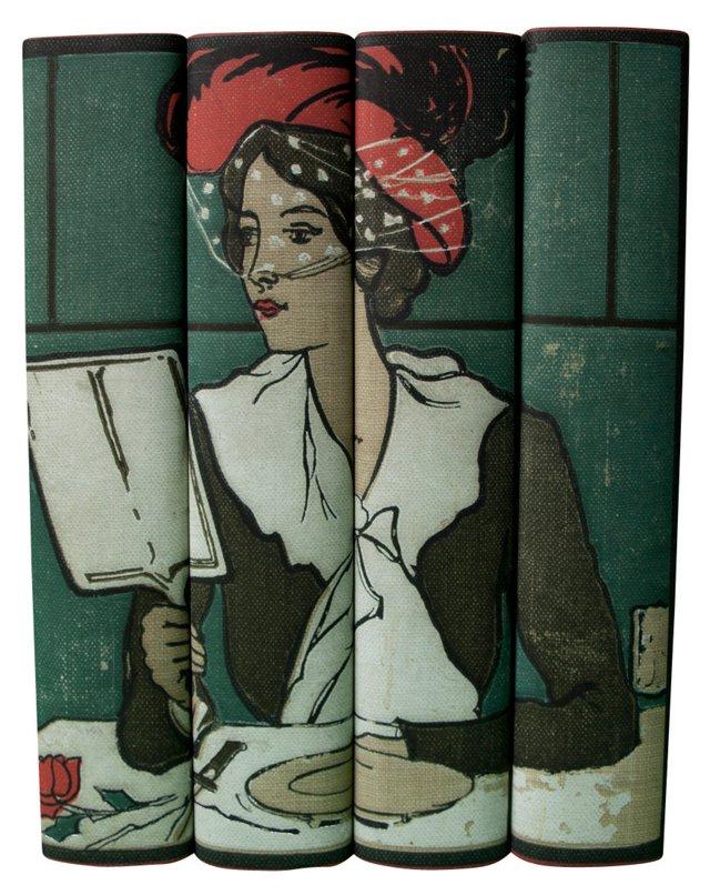 S/4 Pretty Woman in the Mirror Books