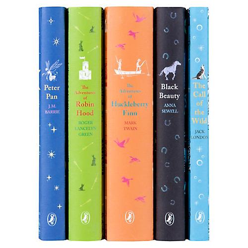 Asst. of 5 Peter Pan & Friends Books