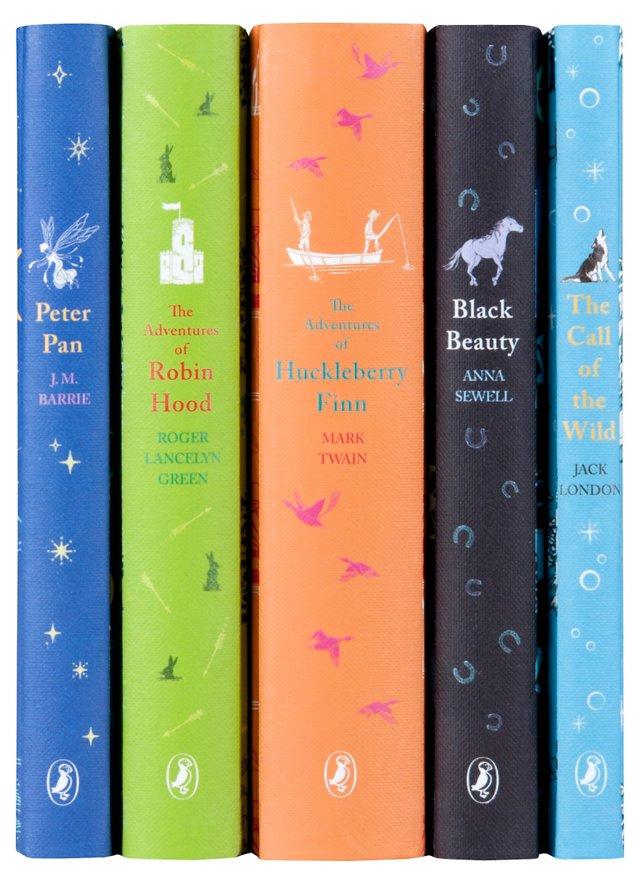S/5 Boy's Puffin Books