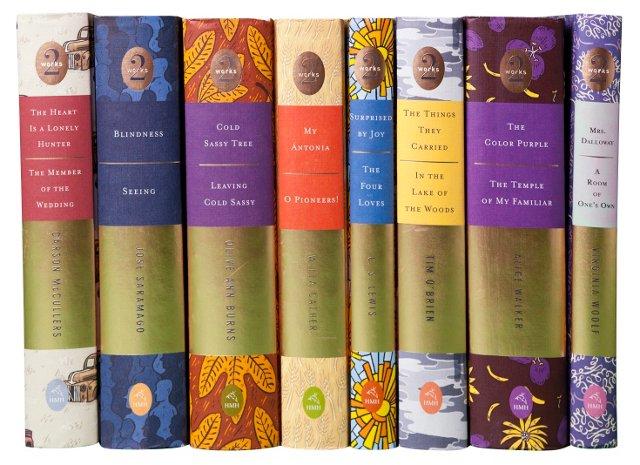 S/8 Classic Books