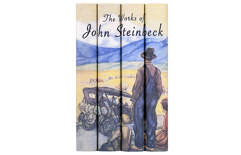 "the interrelation between john steinbecks works Full english long ago, the mystery writer elizabeth george — inspired by john steinbeck's ""journal of a novel,"" a collection of letters he wrote to his editor while working on ""east of eden"" — began to keep a diary, jotting down ideas, research issues, plot problems and the like."
