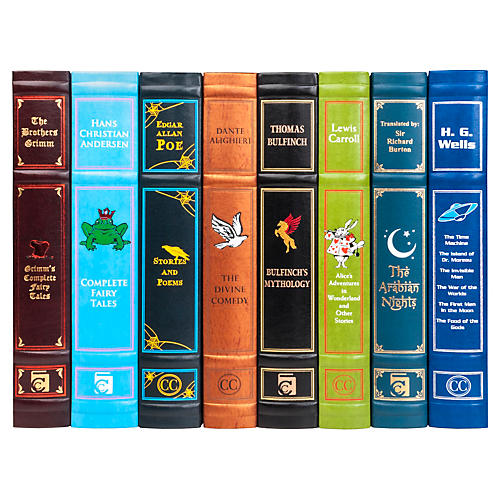 S/8 Canterbury Classics, Group B Books