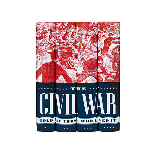 S/4 American Civil War Books