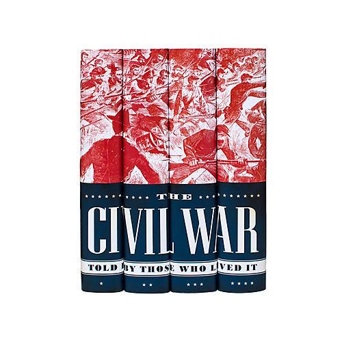 S/4 American Civil War Books