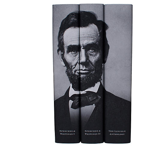 S/3 Abraham Lincoln Books