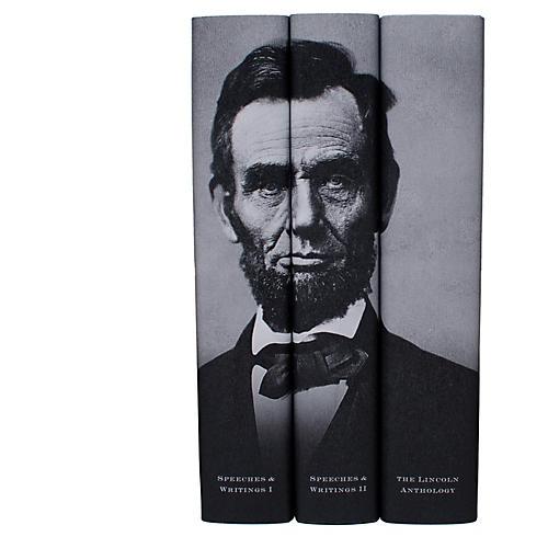 S/3 Abraham Lincoln Books