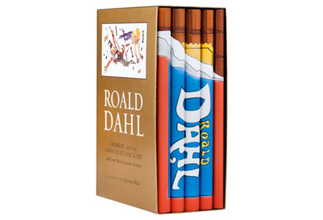S/6 Roald Dahl Set