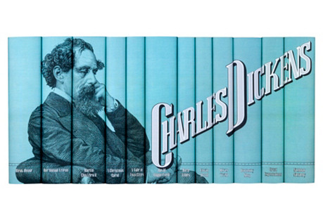 S/12 Charles Dickens Set