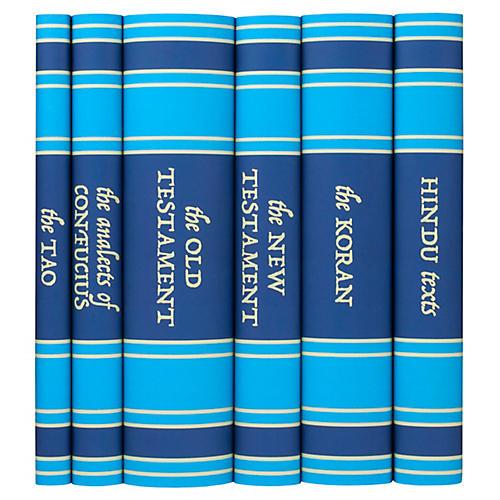S/6 Religions Book Set