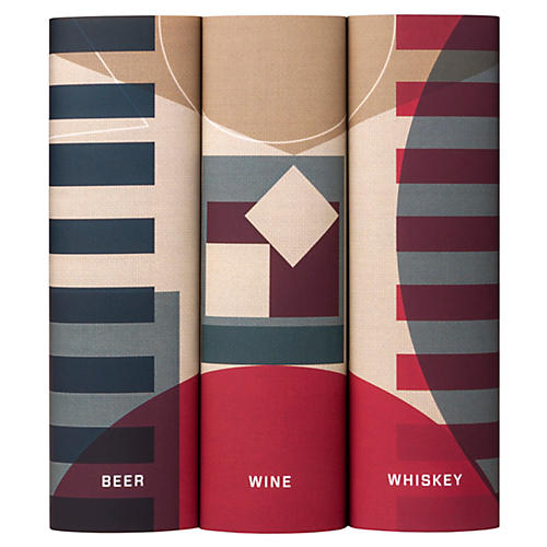 S/3 Read It and Drink Book Collection