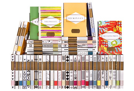 S/45 Everyman's Library Poetry Set
