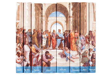 S/8 Major Works of Philosophy Book Set