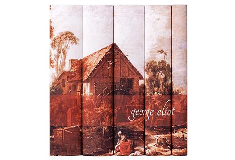 S/5 George Eliot Set