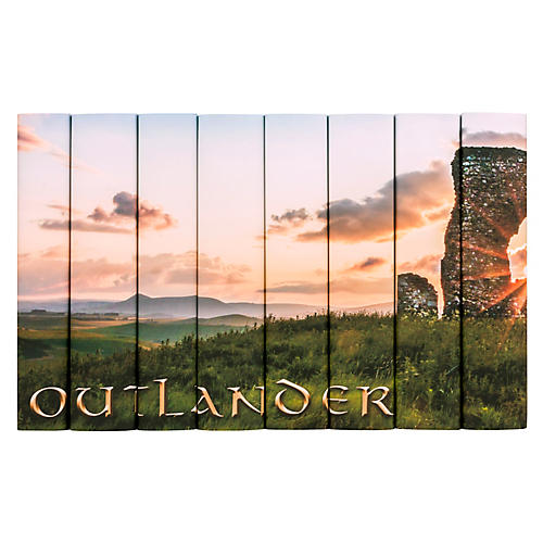 S/8 Outlander Series Book Set