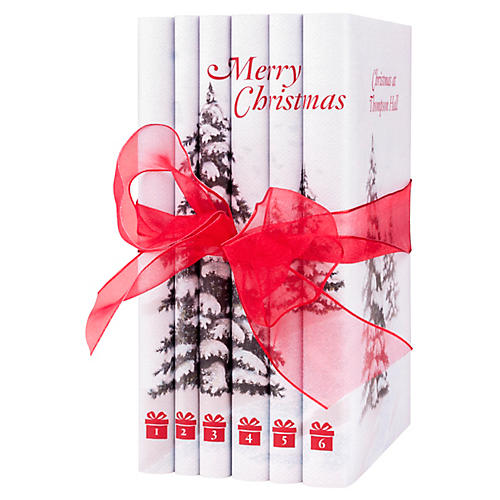 S/6 Christmas Classics Book Set