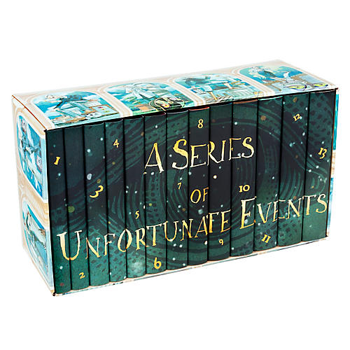 S/13 Lemony Snicket Book Set