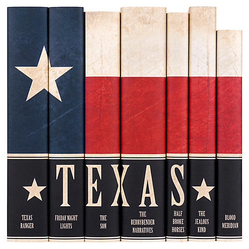 S/7 Texas Book Set